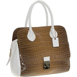 Renata Tall Satchel