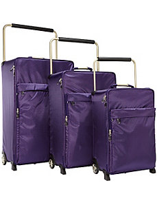 World's Lightest IT-0-1 Second Generation 3 Piece by IT Luggage