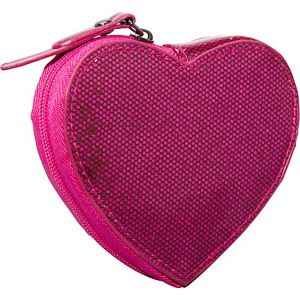Jazz Glitter Heart Coin Purse