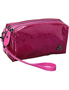 Jazz Glitter Cosmetic Pouch by Clava