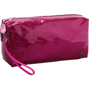 Jazz Glitter Large Cosmetic/Travel Case
