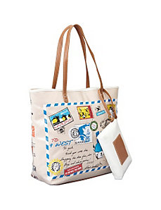 Postcard Tote by Nine West Handbags