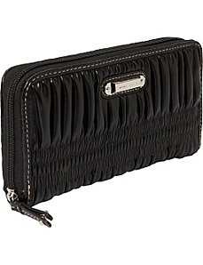 Show Stopper Zip Around Wallet by Nine West Handbags