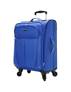 "Mirage Ultralite 20"" 4 Wheel Exp. Carry-on by Skyway"