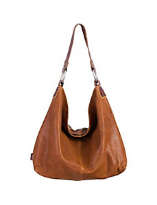 Sadie Glazed Hobo by Ellington Handbags