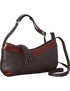 EW Slim Shoulder Bag by Derek Alexander