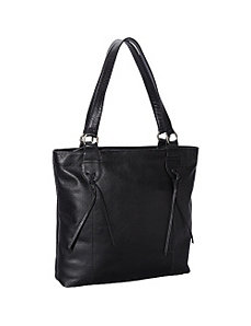 Top Zip Tote Bag by Derek Alexander