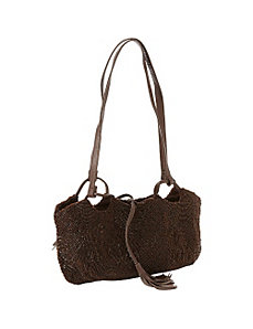Beaded Shoulder Bag by Moyna Handbags