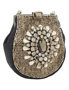 Beaded Purse by Moyna Handbags
