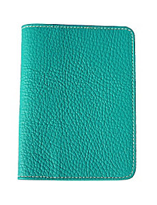 Leather Passport Cover by pb travel