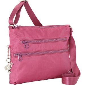 Soft Casual Flat Crossbody Bag