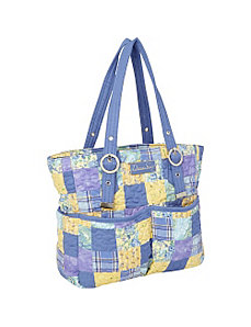 Elaina Bag, Lemon Drop by Donna Sharp