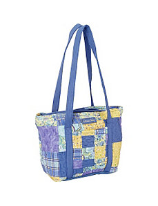 Leah Tote, Lemon Drop by Donna Sharp