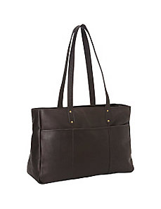 Traveler Tote by Le Donne Leather