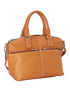 Classic Satchel by Le Donne Leather