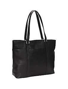 Women's Laptop Tote by Le Donne Leather
