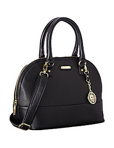 Jazzy Geos Dome Satchel by Anne Klein