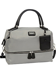 9 on the Go Satchel by Nine West Handbags