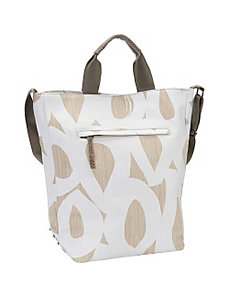 Mambo Circles North/South Tote by Echo