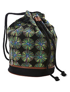 Starburst Beach Bucket Bag by Echo