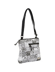 Becki Bag - Salt & Pepper by Donna Sharp