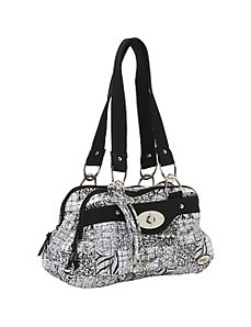 Theresa Bag - Salt & Pepper by Donna Sharp