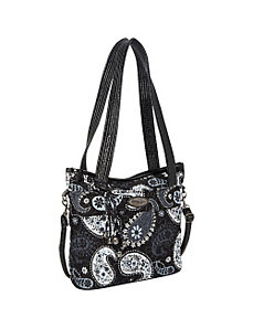 Jenna Bag - Black Pearl by Donna Sharp