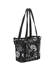 Leah Tote - Black Pearl by Donna Sharp