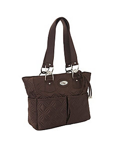 Elaina Bag - Truffle by Donna Sharp