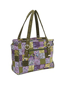 Layla Bag - Grape Patch by Donna Sharp