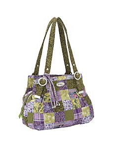 Cindy Bag - Grape Patch by Donna Sharp
