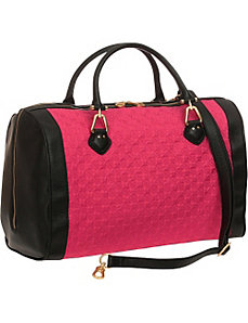 Greenwich Overnight Bag by Sloane & Alex