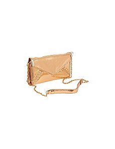 Tila Mirror Metallic Crossbody by Sloane & Alex