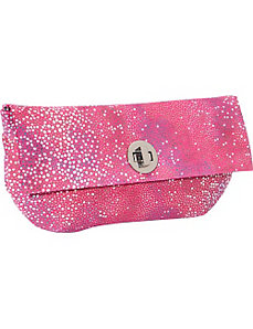Burano Demi Lune Clutch by Inge Christopher