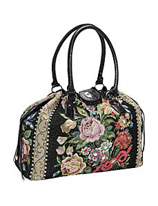Flower Shop Tapestry Tote by Mellow World