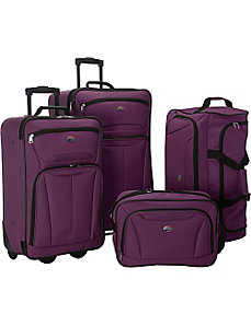 Fieldbrook II 4 Pc Nested Set by American Tourister