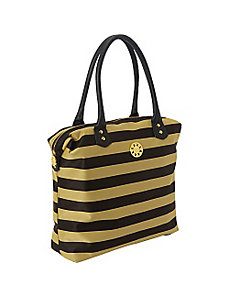 Stripe Large Tote by Sydney Love