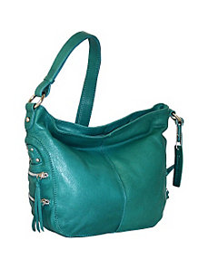 Mid Size Crossbody Hobo by Nino Bossi