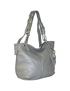Double Handle Tote by Nino Bossi