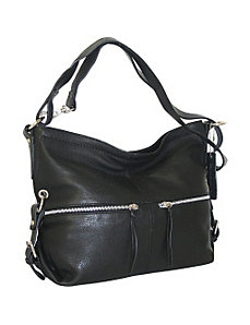Adjustable Strap Hobo by Nino Bossi