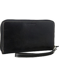 Montana Collection Large Zip-Around Wristlet by Jack Georges