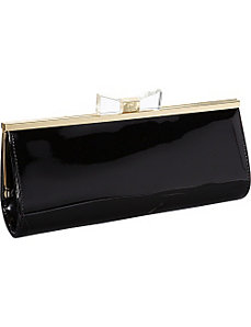Present Time Small Clutch by Anne Klein
