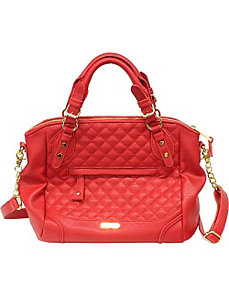 Brigitte Satchel by Jessica Simpson