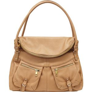Saskia Flap Satchel