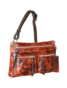 East West Cross Body Bag by Nino Bossi