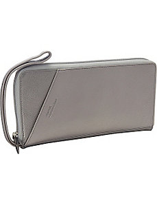 Full Zip Travel Wallet by Derek Alexander