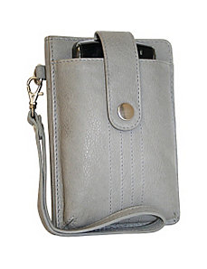 Cell Phone Case with Wallet Interior by Nino Bossi