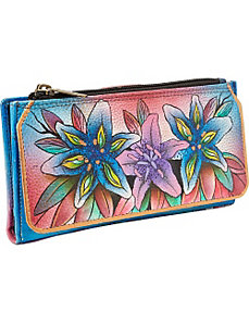 Organizer Wallet/ Clutch by Anuschka
