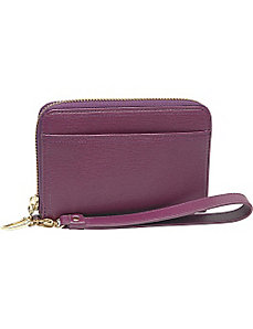 Madison Smartphone Zip Wristlet by TUSK LTD