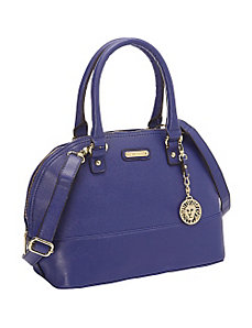 Jazzy Geos Large Satchel by Anne Klein